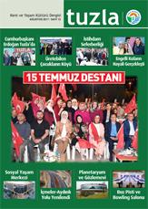 Kent ve Yaşam Kültürü Dergisi - 2017 Ağustos | Sayı 12