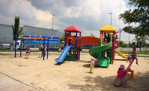 Tuzlada Örnek  Oyun Parkları