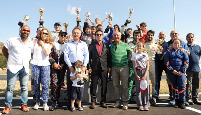 Tuzla Karting Park, Tuzla Belediyesi Şelale Eğitim Parkı'nda Hizmete Açıldı