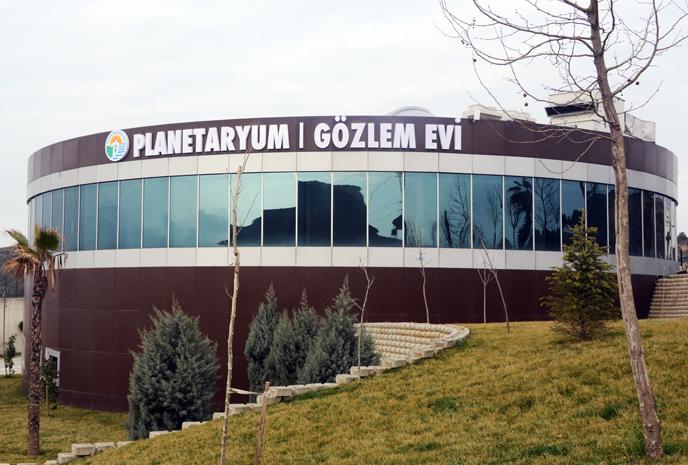 Şelale Eğitim Parkı - Planetaryum Gözlemevi