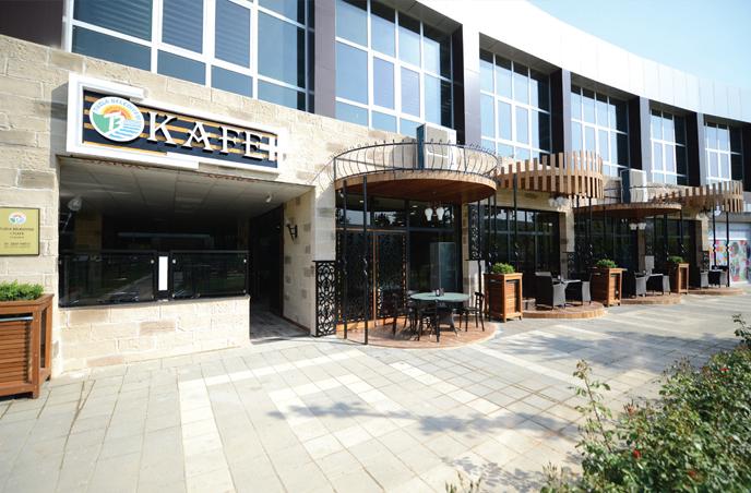Tuzla Belediyesi +1 CAFE