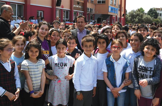Atatürk İlkokulu Ek Hizmet Binası