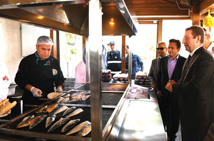 Balık - Ekmek Nostaljisi ve Lezzeti Tuzla