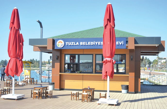 Tuzla Belediyesi Çay Evi