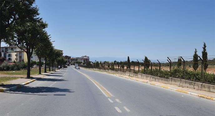 Şeker Pınar Caddesi