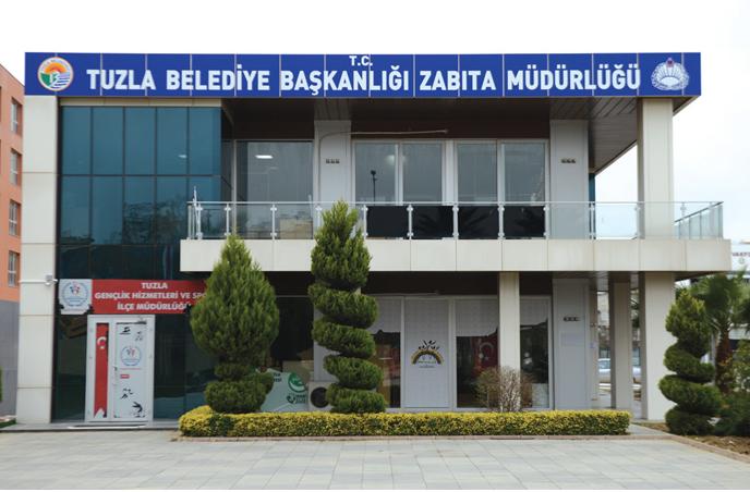 Tuzla Belediyesi Ek Hizmet Binası