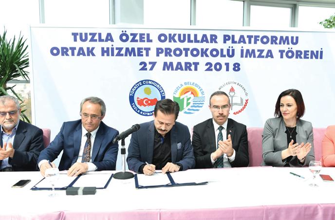 Tuzla Özel Okullar Platformu